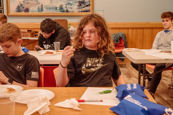 'Open, Insert, Squirt.' In This Town, Children Are Taught to Administer Narcan