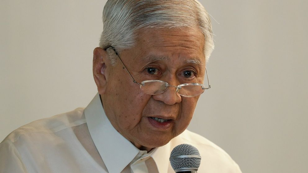 Ex-Philippine official warns of `tragedy' if US pact ends