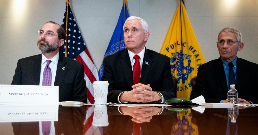 What Has Mike Pence Done in Health?