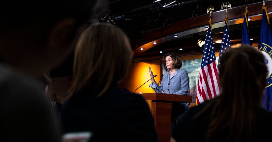 Pelosi, Trying to Save House Majority, Fends Off Angst Over Sanders