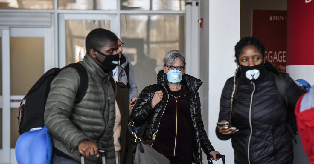Surgeon General Urges the Public to Stop Buying Masks