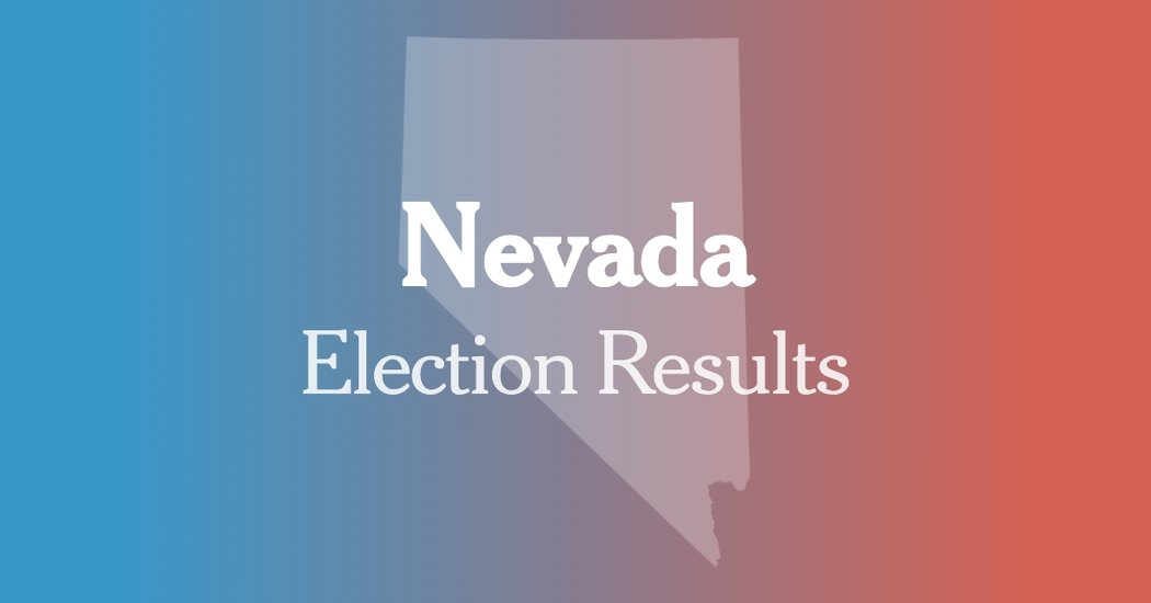 Nevada Caucus 2020: Live Results