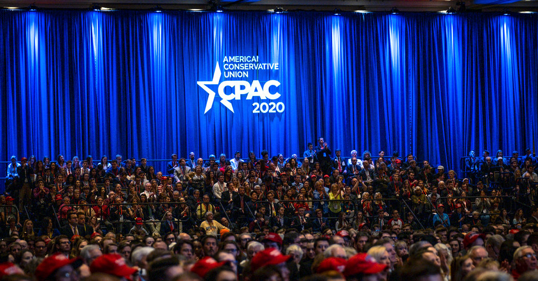 At CPAC, It's Now an All-Trump Show