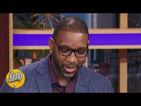 Tracy McGrady: It's still hard to accept that my friend Kobe Bryant is gone | The Jump