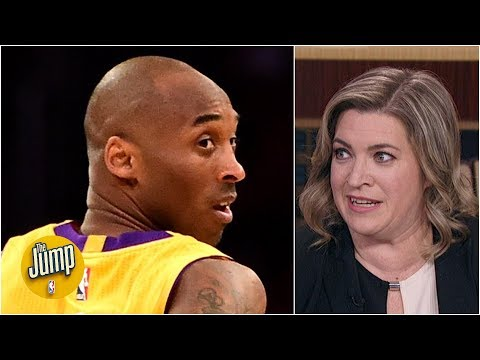Kobe didn't even take a day off after he scored 60 to end his career – Ramona Shelburne   The Jump