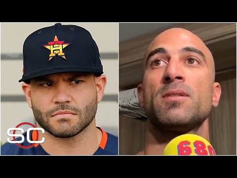 Nick Markakis' Astros rant: 'We don't stand behind them' and will never support them | SportsCenter