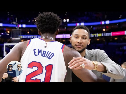 Jalen Rose on Joel Embiid's 49 points & Ben Simmons' back injury | Jalen & Jacoby
