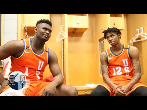Jalen Rose: Zion and the Pelicans are coming for the Grizzlies' 8 seed   Jalen & Jacoby
