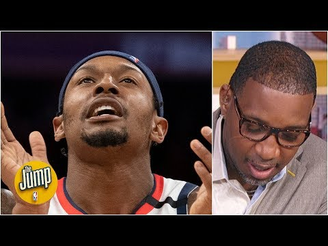 Tracy McGrady feels bad for Bradley Beal: 'I've been here before' | The Jump
