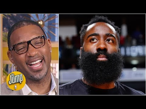 Tracy McGrady faces a reckoning for his James Harden 40-points-per-game bet | The Jump