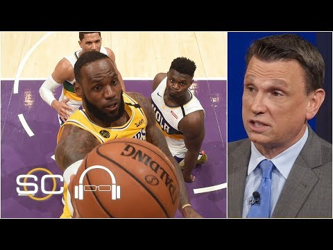 LeBron James had a different bounce to him vs. Zion Williamson – Tim Legler | SC with SVP