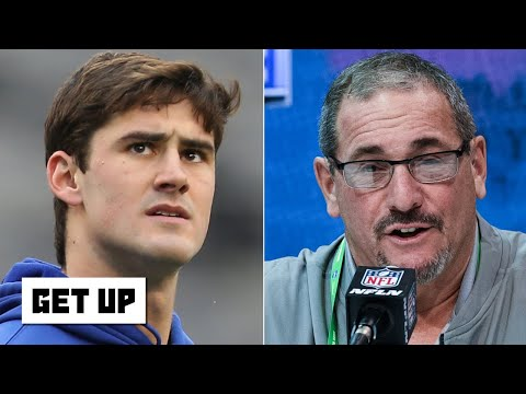 The Giants are 'open for business' to trade the No. 4 pick, according to GM Dave Gettleman | Get Up
