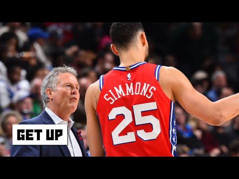 Is Brett Brown the problem with the 76ers? | Get Up