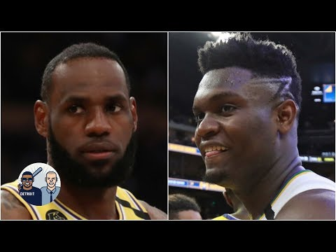 It's not a coincidence LeBron dominated vs. Zion and the Pelicans – Jalen Rose | Jalen & Jacoby