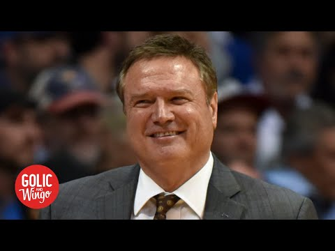 No. 1 Kansas coach Bill Self doesn't see any great teams in college basketball | Golic and Wingo