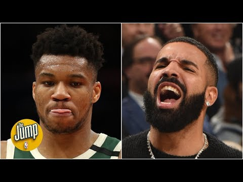 Drake cares about me, but I don't care about him – Giannis Antetokounmpo | The Jump