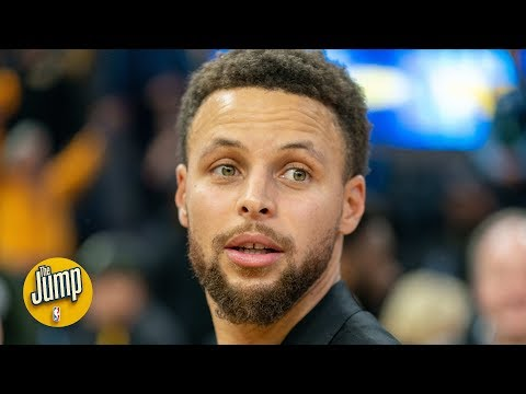 Steph Curry is coming back — but what should we expect from the former MVP? | The Jump