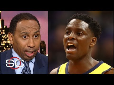 Stephen A. tells the Lakers to go get Darren Collison: Beg him! Do something! | SportsCenter