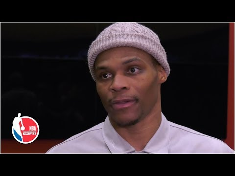 Russell Westbrook doesn't care what anybody thinks about his game | NBA Sound