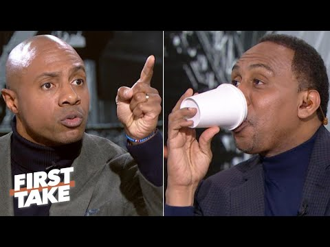 There's so much hate for the Bucks in that cup! – Jay Williams calls out Stephen A. | First Take