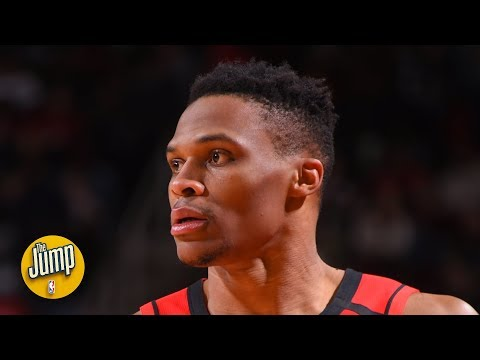 Is Russell Westbrook highly disrespected?   The Jump