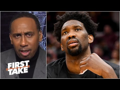 I wouldn't trade Joel Embiid under any circumstances! – Stephen A. | First Take