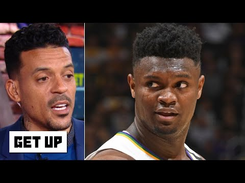 Matt Barnes explains how Zion can catch Ja Morant for Rookie of the Year | Get Up