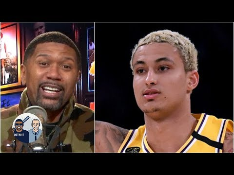 Jalen Rose reacts to Kyle Kuzma's big game in LeBron's absence vs. Warriors | Jalen & Jacoby
