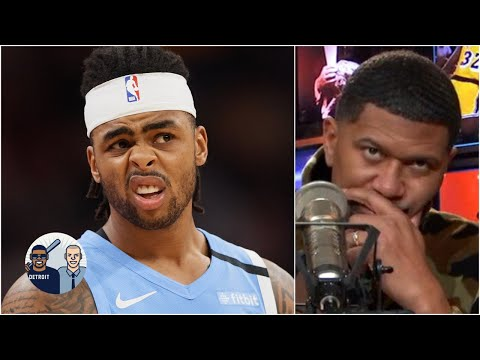 Jalen Rose reacts to the NBA fining the Timberwolves for resting D'Angelo Russell   Jalen & Jacoby