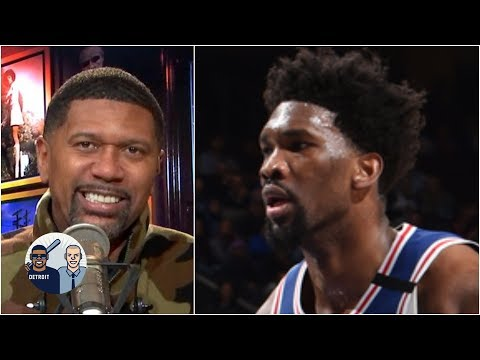 Jalen Rose on Joel Embiid: This is why I tell young people to play sports   Jalen & Jacoby