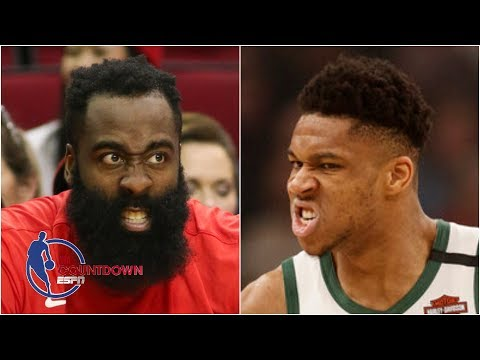 The James Harden-Giannis beef is awesome and good for the NBA – Zach Lowe   NBA Countdown