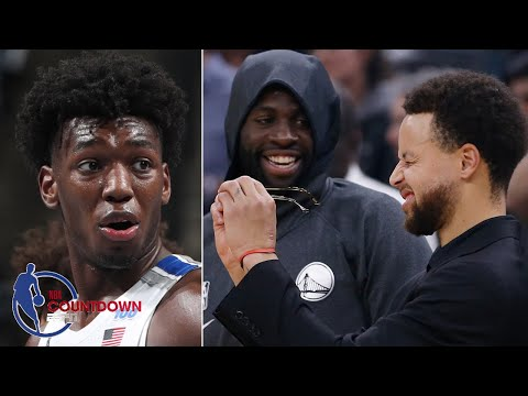 James Wiseman has a perfect NBA fit, but which team is it?   NBA Countdown