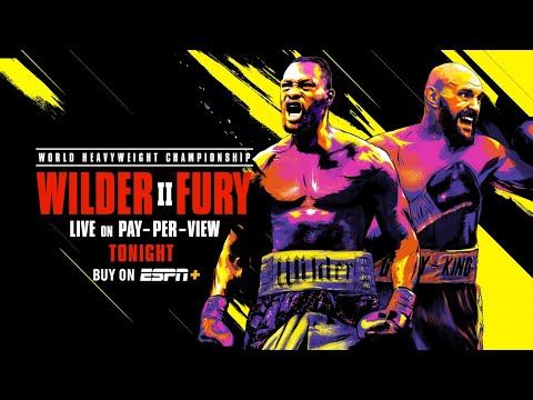 Deontay Wilder vs. Tyson Fury II Early Undercard Fights [LIVE]   Boxing on ESPN