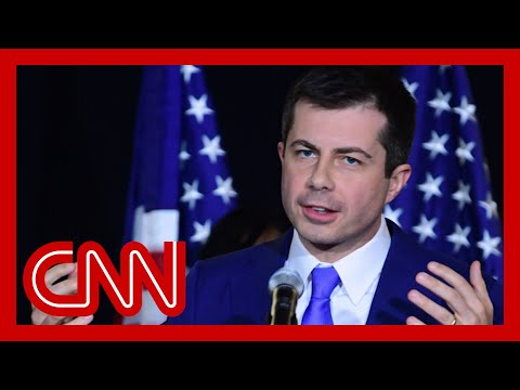 Buttigieg targets Sanders as Nevada results come in