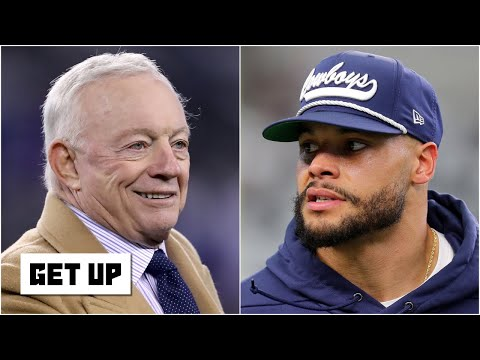 The Cowboys are likely to use franchise tag on Dak Prescott | Get Up