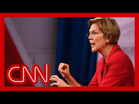Warren proposes contract to free women from Bloomberg NDAs | CNN town hall