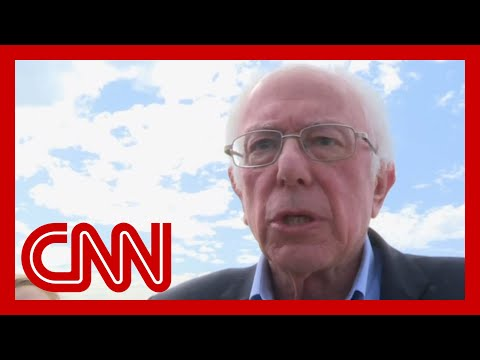 Officials tell Sanders Russia is trying to help his campaign