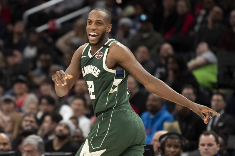 NBA roundup: Bucks overcome Wizards, Beal (55 points) in OT