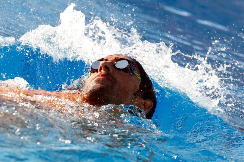 Swimming: CAS clears Italian Magnini of doping, quashes ban
