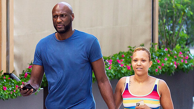 Lamar Odom's Fiancée Sabrina Is His 'Source Of Strength' As He Mourns Kobe Bryant