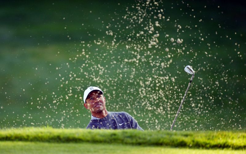 Woods to follow familiar 'blueprint' for Masters title defense