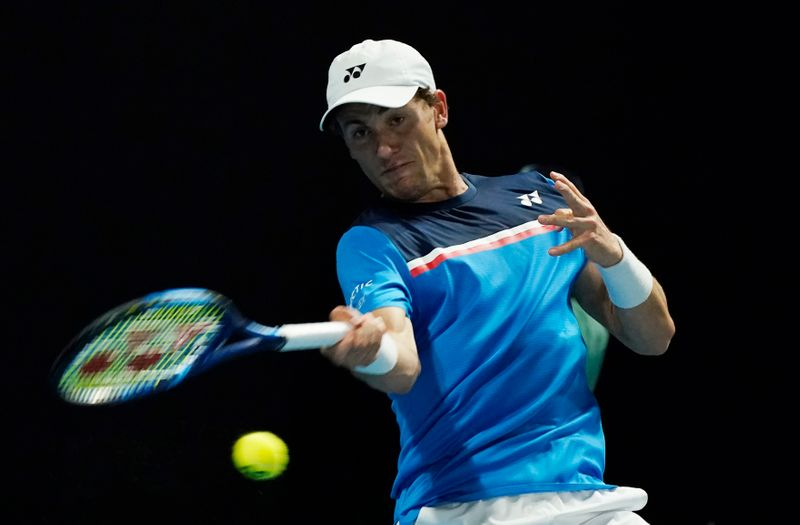 Tennis: Ruud goes for another title in South America