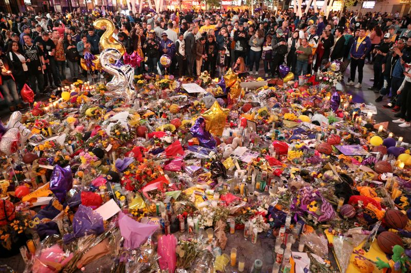 Kobe Bryant memorial expected to draw thousands to LA's Staples Center