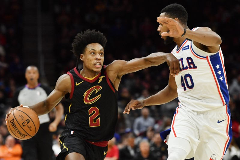 NBA roundup: Embiid injures shoulder in Sixers' loss