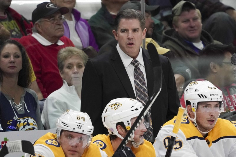 Laviolette to coach Team USA at hockey worlds