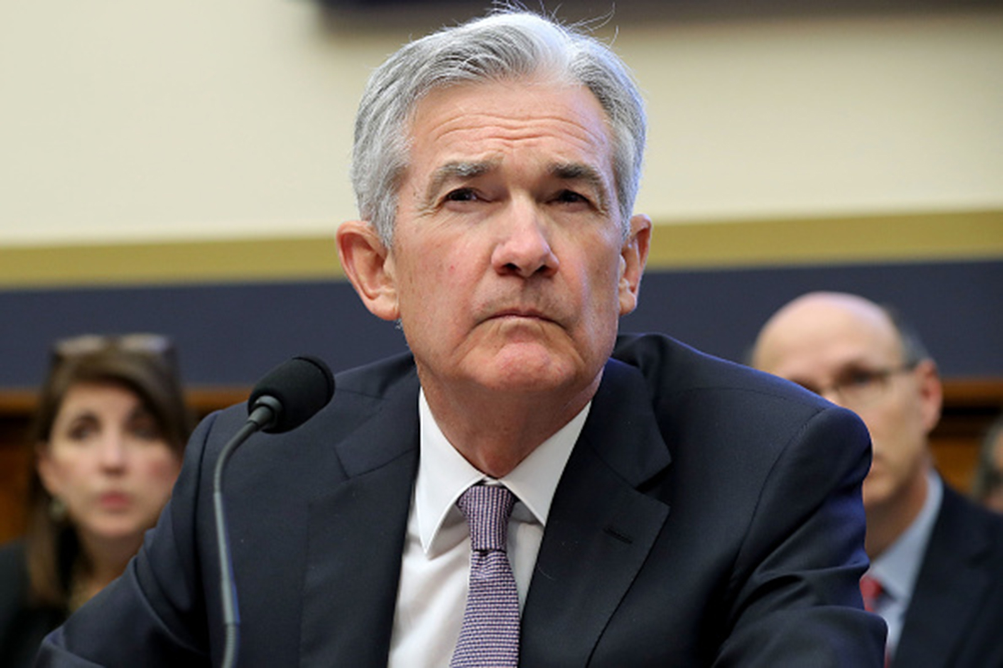 Powell says Fed Reserve will act as needed in response to coronavirus