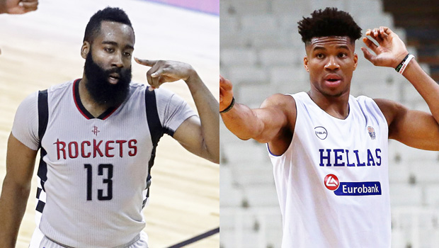 James Harden Fires Back At Giannis Antetokounmpo For Accusing Him Of Not Passing The Ball