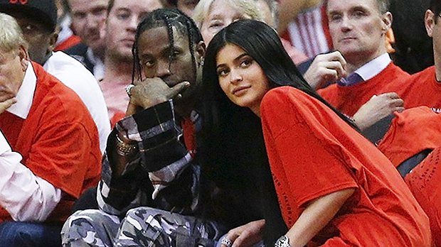 Kylie Jenner Posts Romantic Throwback With Travis Scott & Fans Are Convinced They're 'Back Together'