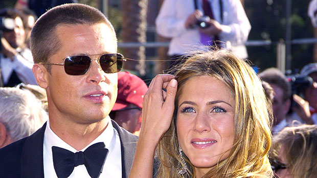 16 Of Hollywood's Friendliest Exes: J. Lo & Marc Anthony, Jen & Brad & More