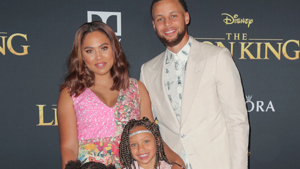 Ayesha & Steph Curry's Daughter Riley, 7, Films Parents Slow Dancing: 'Crazy In Love' — Watch